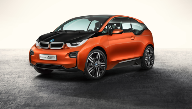BMW i3 Video Debut | BimmerFile